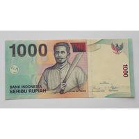 Индонезия 1000 рупий образца 2000