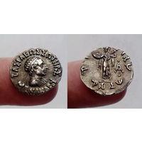 Бактрия и Индо-Греция, Менандр, 155-130 гг до н.э., драхма. AU. Шикарный экземпляр!