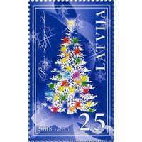 Новый год и Рождество, Праздники Латвия 2008 **