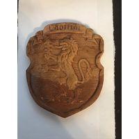 Герб глиняный Слоним