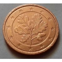 2 евроцента, Германия 2006 D