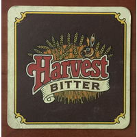 Подставка под пиво Harvest BItter Halls /Oxford/