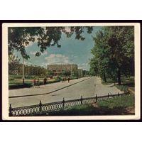 1965 год Калининград Универмаг Маяк