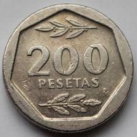 Испания, 200 песет 1988 г