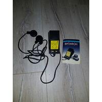 Аппарат виброакустический Витафон, инструкция, коробка.