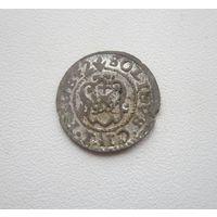 Шиллинг 1642г. Кристина Августа Ваза - Рига (все с 1 руб.).