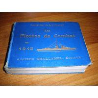 FLOTTES de COMBAT en 1915