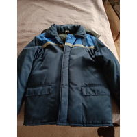 Куртка зимняя рабочая новая