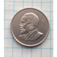 Кения 50 центов 1968г.