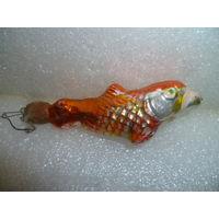 Ёлочная Золотая Рыбка СССР