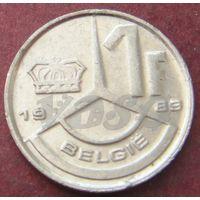 5944:  1 франк 1989 Бельгия