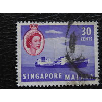 Британский Сингапур, Малайя. Флот.