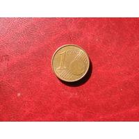 1 евроцент 2015 года Литва