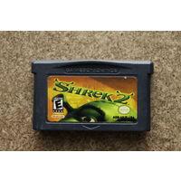 Картридж GameBoy Advance Shraek 2 (eng)
