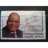 ЮАР 2009 президент страны