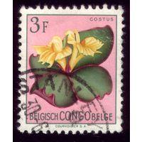 1 марка 1952 год Бельгийское Конго 307