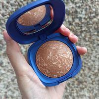 Бронзер Kiko Lost in Amalfi Baked Bronzer (02 Bronze Melange)