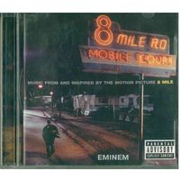CD Various - Music From And Inspired By The Motion Picture 8 Mile (2002) Hip Hop, Gangsta, Pop Rap