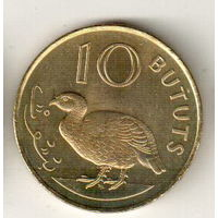 Гамбия 10 бутут 1998