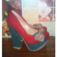 Красивые модные туфли НОВЫЕ