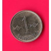 19-01 Финляндия, 1 марка 1956 г.
