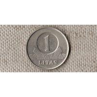 Литва 1 лит 1999(Oct)