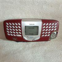 Nokia 5510 рабочий Нокиа 5510 и зарядное