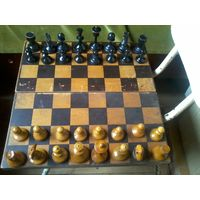 Шахматы, дерево, СССР