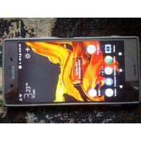 Смартфон Sony Xperia XZ Premium Dual SIM (сияющий хром) [G8142]