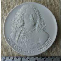Медаль Мейсона, фарфор, 1978