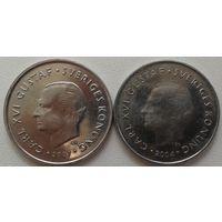 1 крона 2004, 2007 Швеция