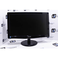 "20"" монитор Philips 206V3LAB/00 (1600 x 900, VGA). Гарантия."