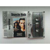Аудиокассета Depeche Mode