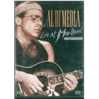 DVD-Video, Multichannel, Stereo - Al Di Meola - Live At Montreux 1986 / 1993 (2004)
