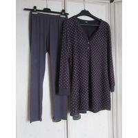 К 8 марта качественная одежда всего за 8 р.Туника (хлопок) + бриджи (вискоза) Р-р 48