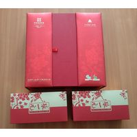Подарочная упаковка от чая Китай