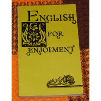 English for enjoyment