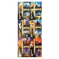 """Питер Гамильтон, цикл """"Пришествие ночи"""" (комплект, серия """"Золотая библиотека фантастики"""")"""