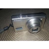 Фотоаппарат цифровой Nikon Coolpix S6150