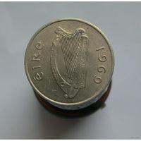 5 пенсов 1969 Ирландия