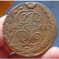 5 копеек 1789 ЕМ