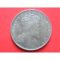 1 доллар 1907 года Н Стрейт