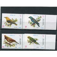 Иран. Птицы. Выпуск 1996 года. Навруз