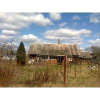 Продам дом в деревне (дача). 47 км от МКАД в Мядельском направлении.