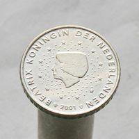 Нидерланды 50 евроцентов 2001