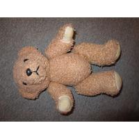 Мишка Медведь шарнирный . 21 см. СССР . 50-е годы