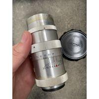 Объектив Юпитер 11 / 135mm F4 Резьба M39