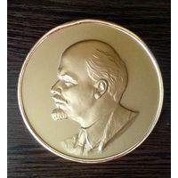 Барельеф В. И. Ленин. Мастер Н. Соколов