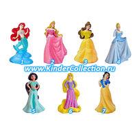 Продам серию игрушек Принцессы диснея