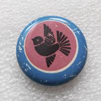Значок. Птица #0042